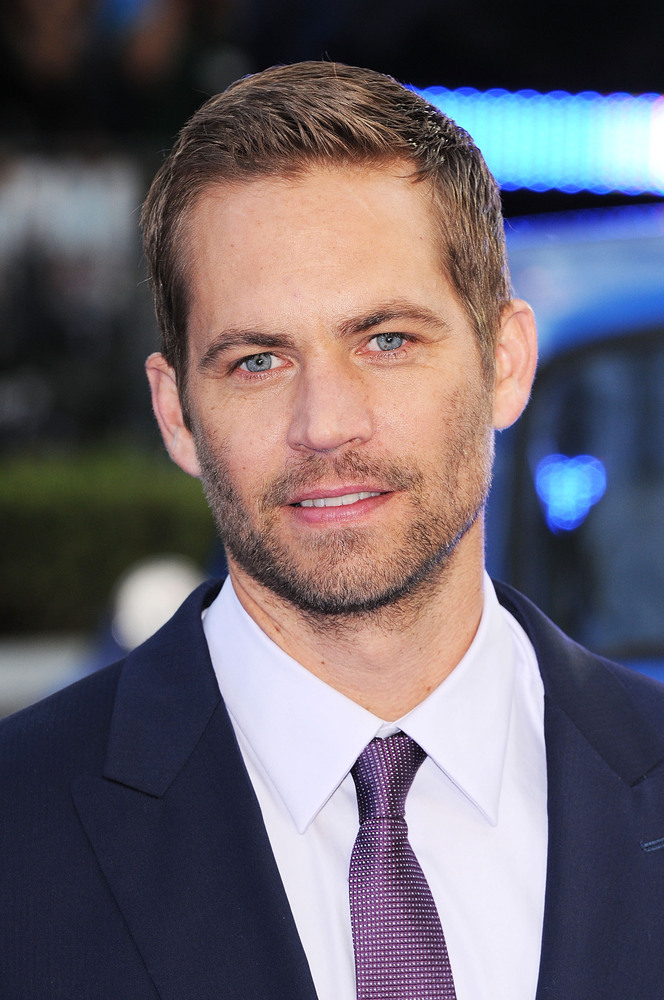 The Actor Paul Walker Died In A Car Accident When He Was
